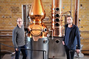 Troel and Lars Toke from Njord Gin